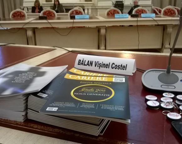 Audiat în Comisia pentru drepturile omului, culte şi minorităţi din SENAT