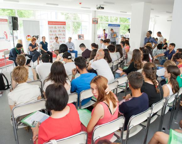 Proiect de suflet – avem un Consiliu al Tinerilor Instituționalizați
