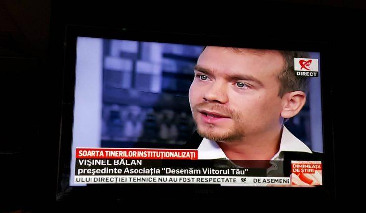 Invitat la Realitatea TV – Dimineața de știri!