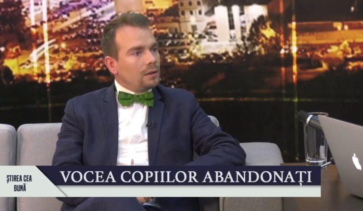 Știrea cea bună: VOCEA COPIILOR ABANDONAȚI