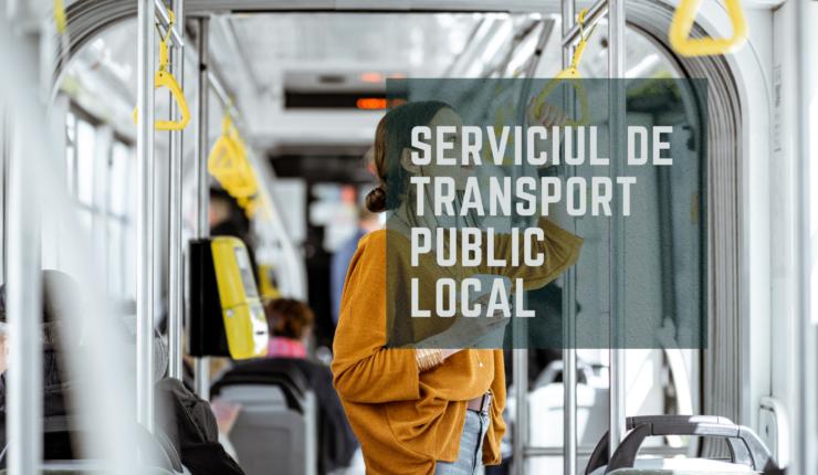 Înființarea Serviciului de Transport Public Local de Persoane